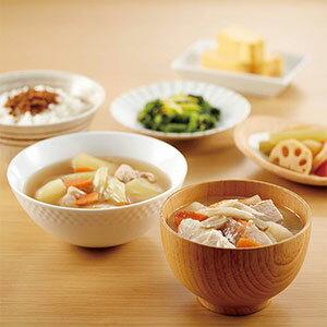 【冷凍】【送料込み】にんべん日本橋だし場だしスープ詰合(8袋入り)<冷凍・Y>