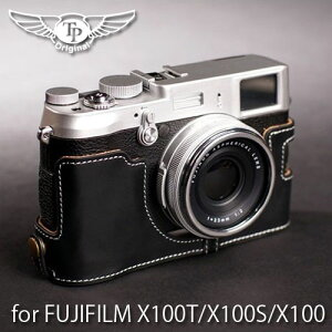 TP Original/ティーピー オリジナル Leather Camera Body Cas…