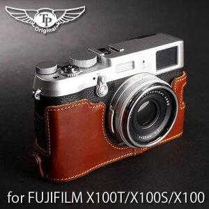 TP Original/ティーピー オリジナル Leather Camera Body Cas…