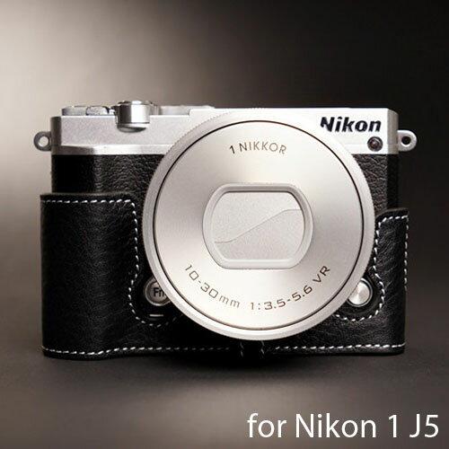 バッグ・ケース, 一眼レフ用カメラケース TP Original Leather Camera Body Case for Nikon 1 J5 1 J5 Classic Series Black()