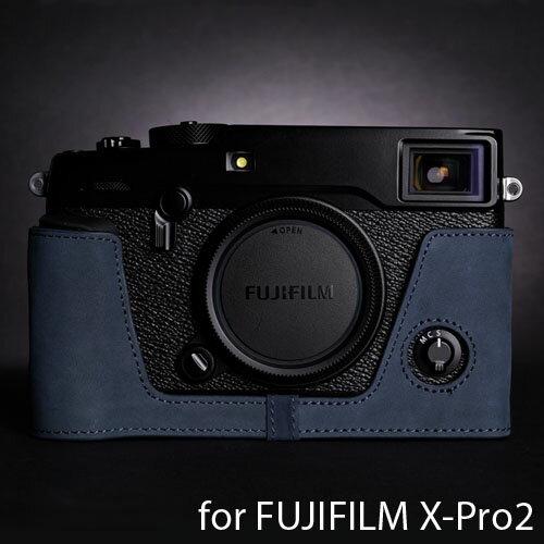 バッグ・ケース, 一眼レフ用カメラケース TP Original Leather Camera Body Case for FUJIFILM X-Pro2 X-Pro2 EZ Series Navy()