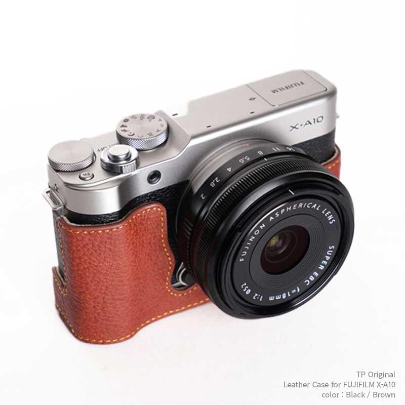 バッグ・ケース, 一眼レフ用カメラケース  TP Original FUJIFILM X-A10 2colors