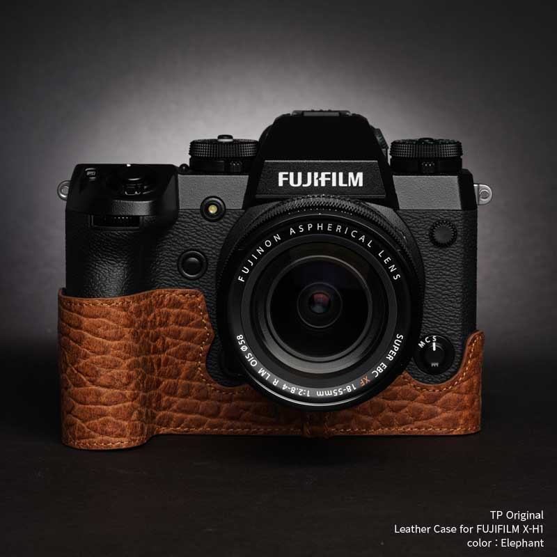 バッグ・ケース, 一眼レフ用カメラケース TP Original FUJIFILM X-H1 Elephant TB06XH1-EB