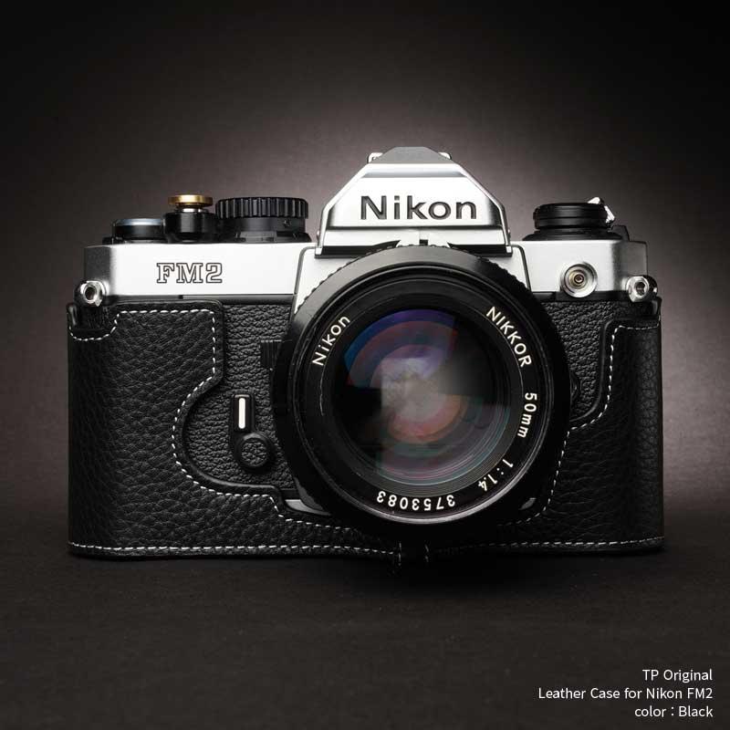 バッグ・ケース, 一眼レフ用カメラケース TP Original Nikon FM2 Black TB05FM2-BK