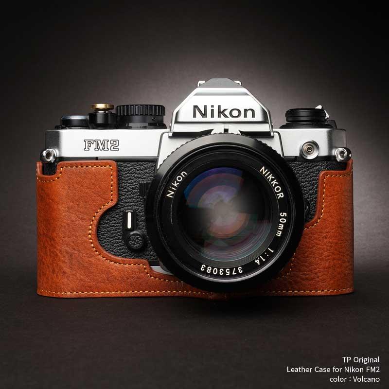 バッグ・ケース, 一眼レフ用カメラケース TP Original Nikon FM2 Volcano TB05FM2-LB