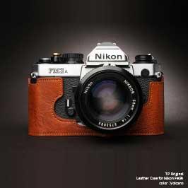 バッグ・ケース, 一眼レフ用カメラケース TP Original Nikon FM3A Volcano TB05FM3A-LB