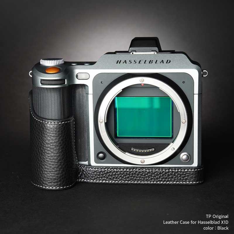 バッグ・ケース, 一眼レフ用カメラケース TP Original HASSELBLAD X1DX1D II Black TB06X1D-BK