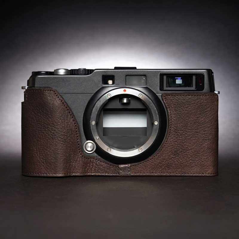 バッグ・ケース, 一眼レフ用カメラケース TP Original Hasselblad XPan II FUJIFILM TX-2 Coco Brown TB05XPAN2-CO