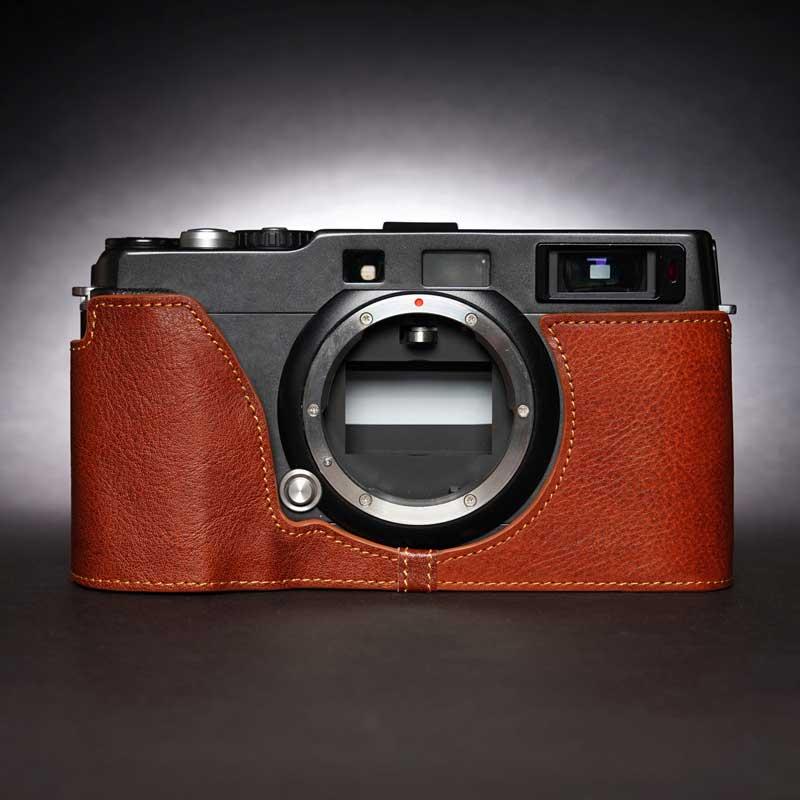 バッグ・ケース, 一眼レフ用カメラケース TP Original Hasselblad XPan II FUJIFILM TX-2 Volcano TB05XPAN2-LB