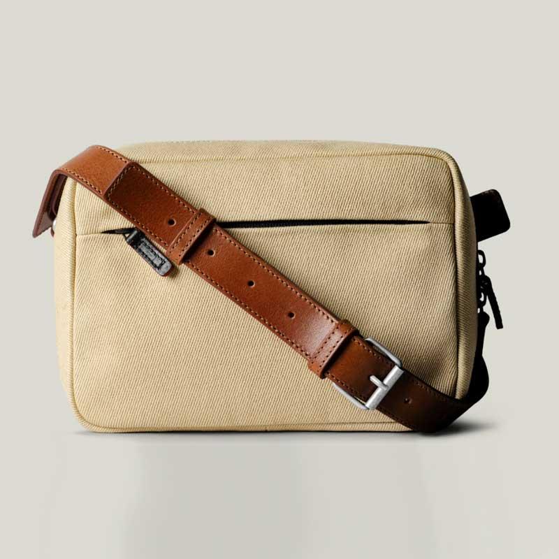 バッグ・ケース, カメラバッグ hardgraft Italian cotton twill canvas Camera Bag RND-PACK-CAN