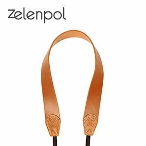 zelenpol/おしゃれ本革ネックストラップ