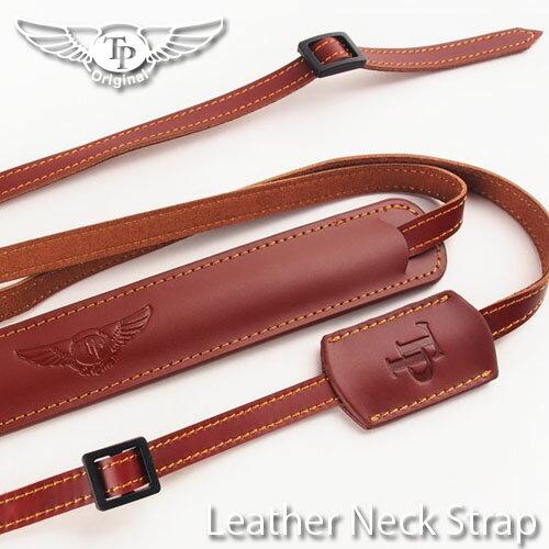 カメラ・ビデオカメラ・光学機器用アクセサリー, カメラストラップ TP Original Leather Camera Neck Strap TP-1001 Oil Brown( )