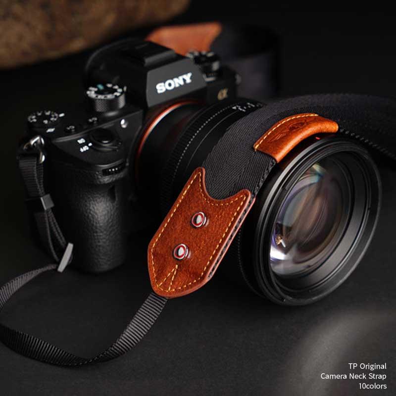 カメラ・ビデオカメラ・光学機器用アクセサリー, カメラストラップ TP Original Camera Neck Strap 10colors TS21