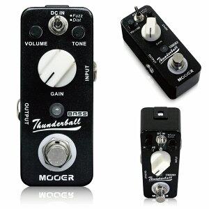 【送料無料】【ポイント10倍】【正規輸入品】MOOER ThunderBall 【即納可能】ミニペダル