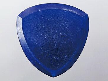 レジン (樹脂) で作られた扱いやすい トライアングル (おにぎり型) ピック 3.0mm / Animals Pedal Wild Picks (RE-TC-N-DB-S-3.0) Resin Tri Pick Chamfer Deep Blue Small 3mm スモールサイズ 【ゆうパケット対応可能】