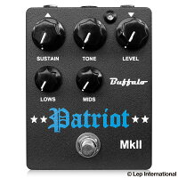 BuffaloFXPatriotMkII/ファズギターエフェクター