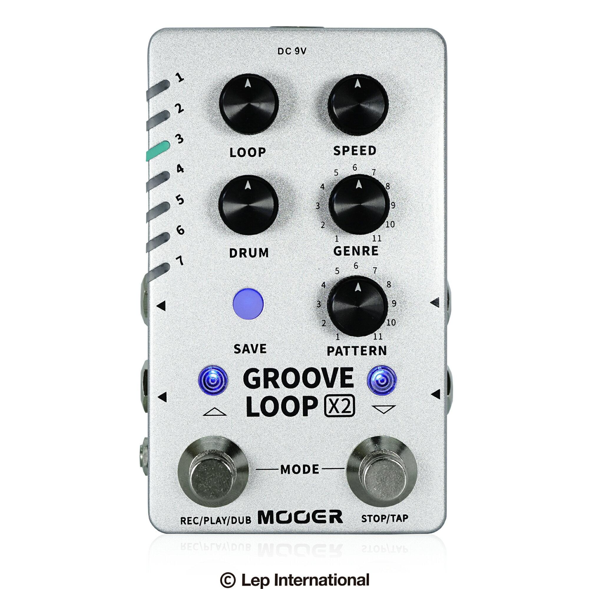 リンク:GROOVE LOOP X2