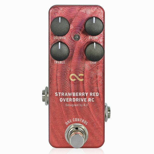 リンク:STRAWBERRY RED OVER DRIVE RC
