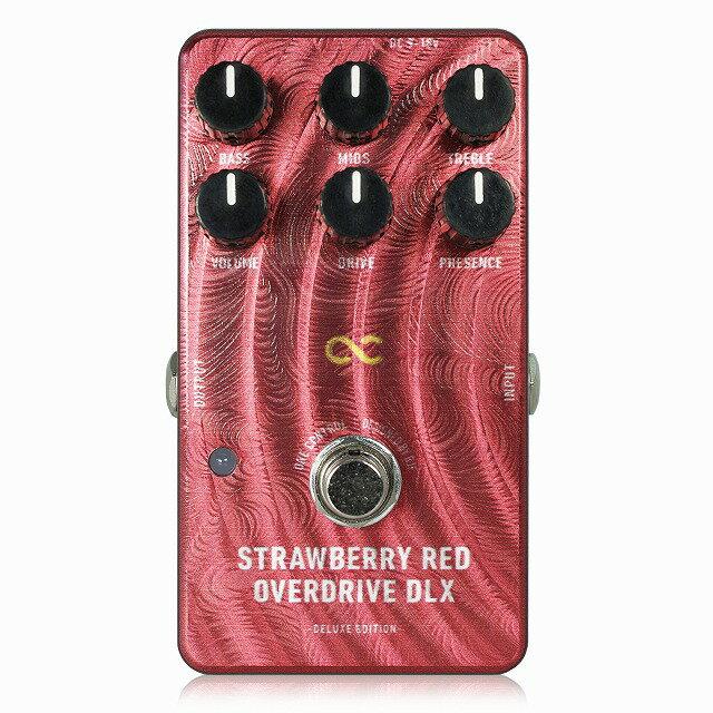 リンク:STRAWBERRY RED OVER DRIVE DLX