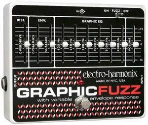 【正規輸入品】Electro-Harmonix Graphic Fuzz XO