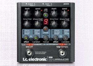 【送料無料】【代引き手数料無料】t.c.electronic Nova Modulator