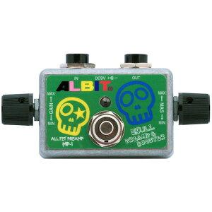 ALBIT Skull Series Micro Pre-Amp Booster MP-1