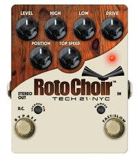 Tech21 SansAmp:Roto Choir