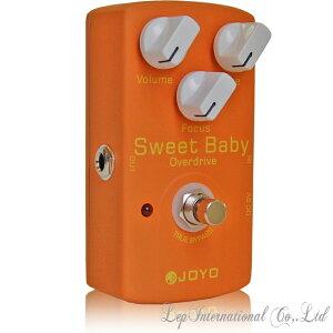 新商品【予約受付中!次回入荷予定:6月上旬】【正規輸入品】JOYO Sweet Baby Overdrive