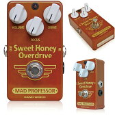 MAD PROFESSOR Sweet Honey Overdrive (18Vアダプター付属) 【即納可能】