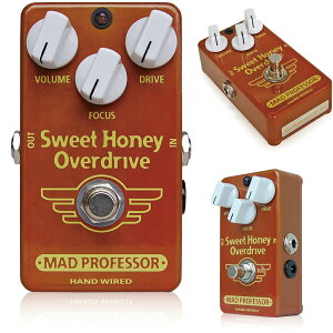 Mad Professor Sweet Honey Overdrive 今頃試奏しました