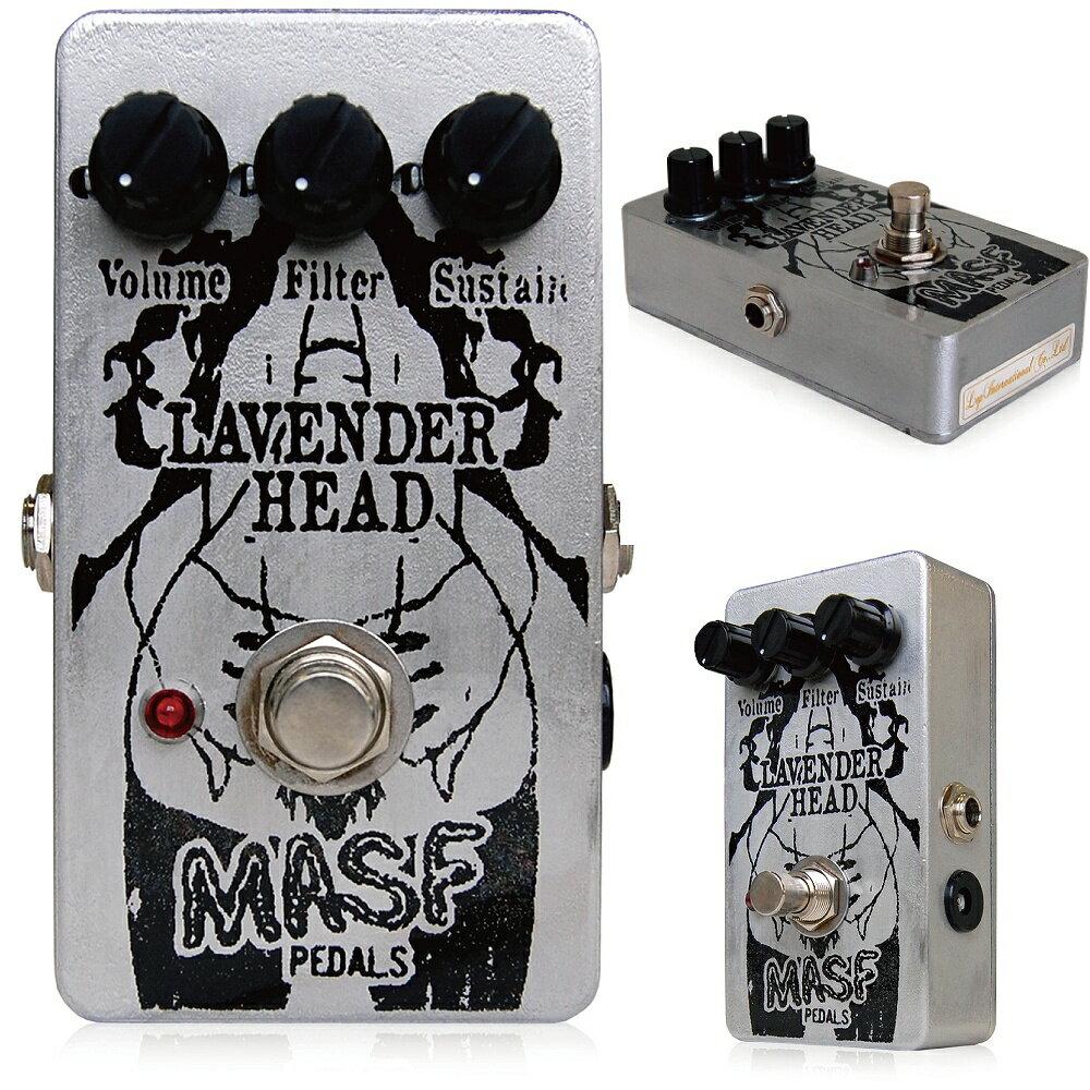 ギター用アクセサリー・パーツ, エフェクター MASF Pedals LAVENDER HEAD