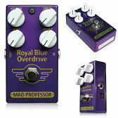 MAD PROFESSOR Royal Blue Overdrive 【即納可能】