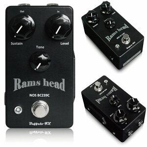 【新商品】【正規輸入品】【送料無料】【代引き手数料無料】Buffalo fx Ram's Head 【即納可能】