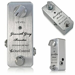 【新商品】One Control Granith Grey Booster【即納可能】