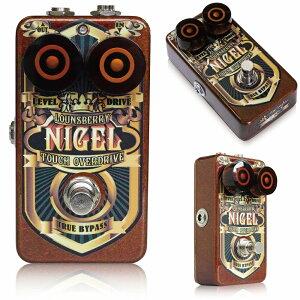 ★今だけポイント10倍★【新商品】【正規輸入品】Lounsberry Pedals Nigel Touch Overdrive ...