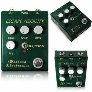 【新商品】【正規輸入品】Wattson Classic Electronics Escape Velocity Overdrive 【即納可能】