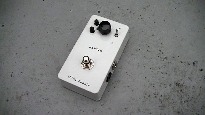 ギター用アクセサリー・パーツ, エフェクター MASF Pedals RAPTIO