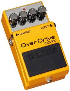 【新商品】【正規輸入品】BOSS OD-1X Over Drive【即納可能】