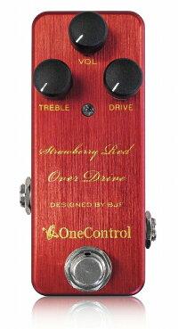 OneControlStrawberryRedOverDrive