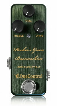 OneControlHooker'sGreenBassMachine