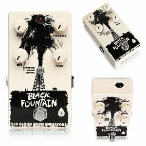 【正規輸入品】【送料・代引き手数料無料】Old Blood Noise Endeavors Black Fountain Delay ...