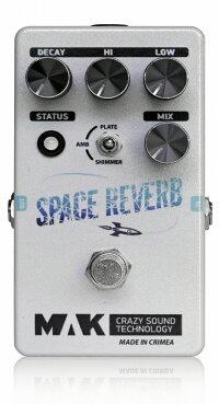 MAKCrazySoundTechnologySpaceReverb