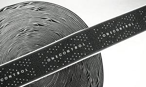 【新商品】One Control HOOK & LOOP LOOP(メス) 白ロゴ ハイグレードマジックテープ 1m ...
