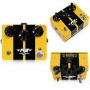6 Degrees FX R3 Distortion - Bumble Bee ※