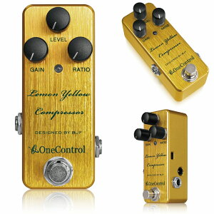 �ڿ����ʡ�One Control��Lemon Yellow Compressor���ߥ˥ڥ��롡��¨Ǽ��ǽ��