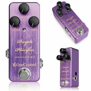 One Control Purple Plexifier BJF渾身のプレキシサウンド、ブラウンサウンドにも