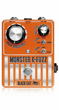 BlackCatMonsterK-FuzzStompbox