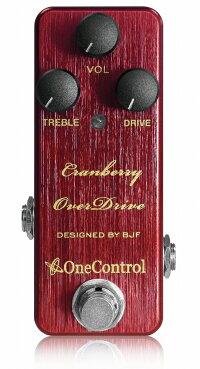 OneControlCranberryOverDrive