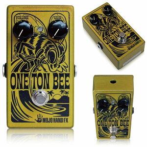 ★今だけポイント10倍★【新商品】【正規輸入品】Mojo Hand FX One Ton Bee Fuzz 【即納可能】