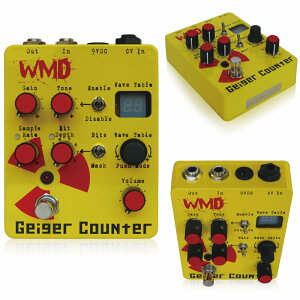 WMD GEIGER COUNTER DIGITAL DISTRUCTION  【即納可能】